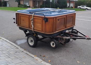 fast hot tub movers in Sharjah