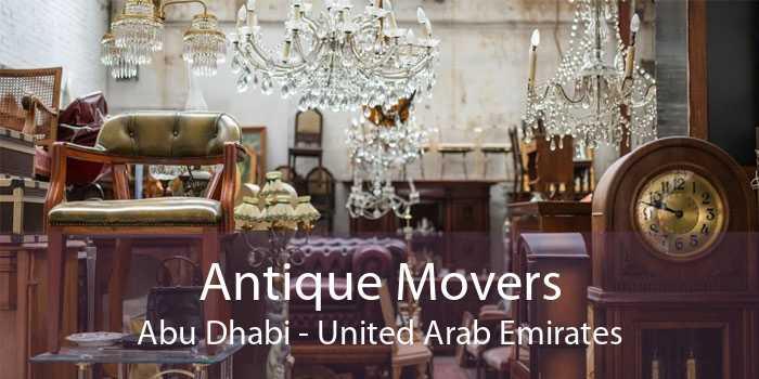 Antique Movers Abu Dhabi - United Arab Emirates