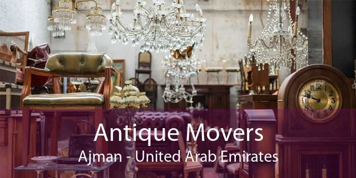 Antique Movers Ajman - United Arab Emirates