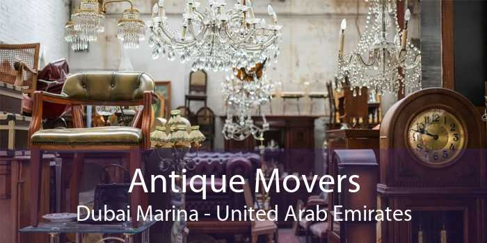 Antique Movers Dubai Marina - United Arab Emirates