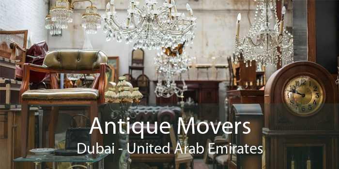 Antique Movers Dubai - United Arab Emirates