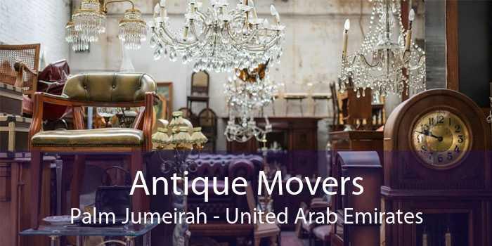 Antique Movers Palm Jumeirah - United Arab Emirates