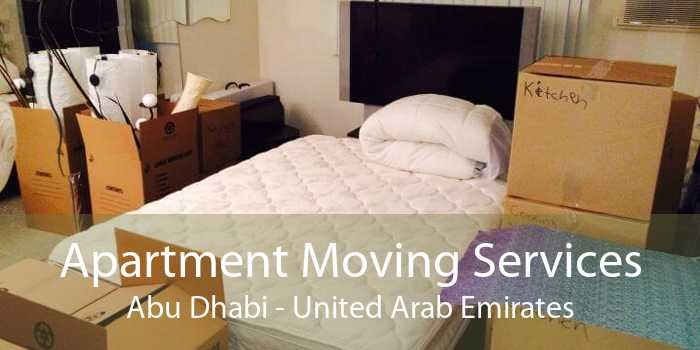 Apartment Moving Services Abu Dhabi - United Arab Emirates