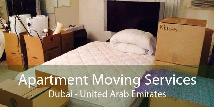 Apartment Moving Services Dubai - United Arab Emirates