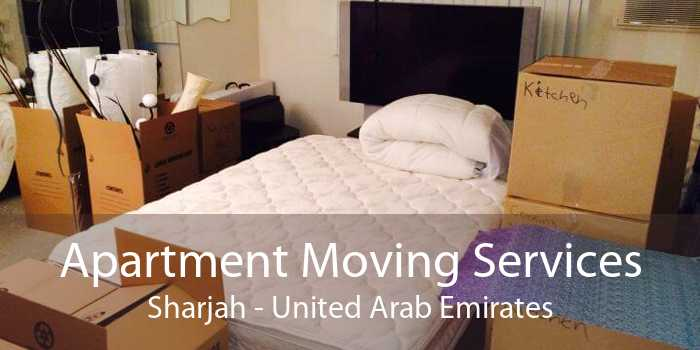 Apartment Moving Services Sharjah - United Arab Emirates