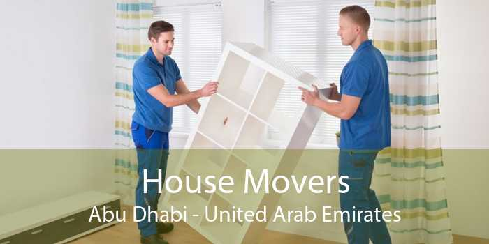 House Movers Abu Dhabi - United Arab Emirates