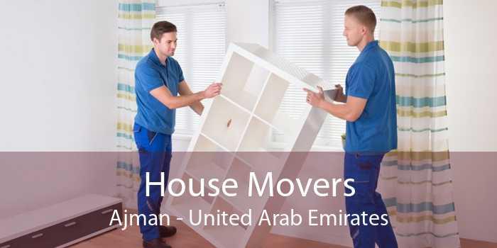 House Movers Ajman - United Arab Emirates