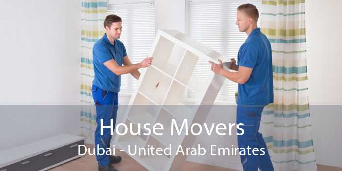 House Movers Dubai - United Arab Emirates