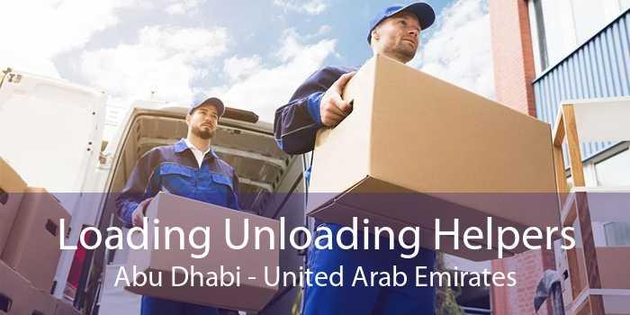 Loading Unloading Helpers Abu Dhabi - United Arab Emirates