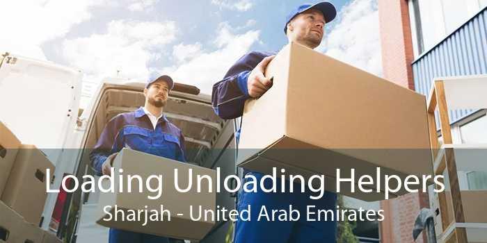 Loading Unloading Helpers Sharjah - United Arab Emirates