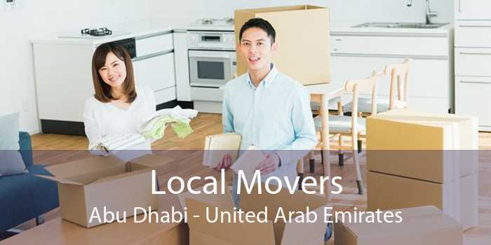 Local Movers Abu Dhabi - United Arab Emirates