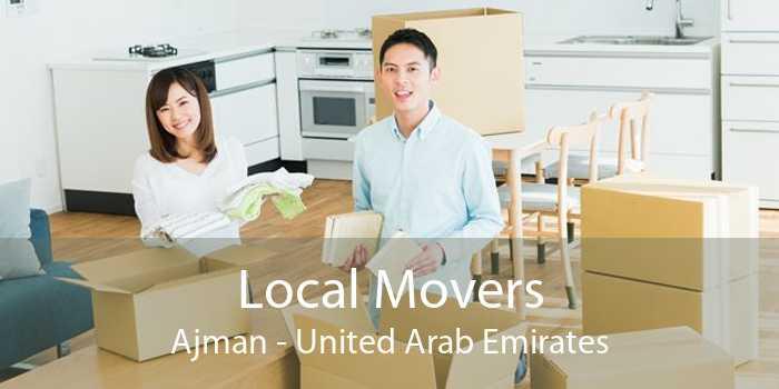 Local Movers Ajman - United Arab Emirates