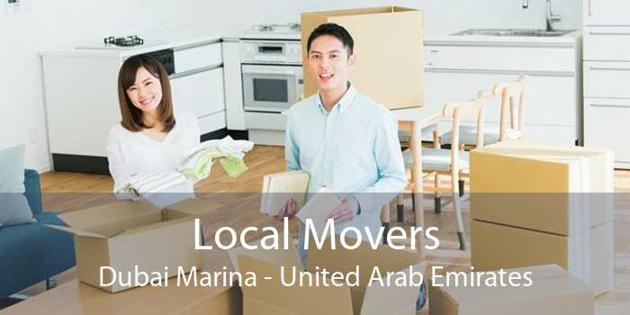 Local Movers Dubai Marina - United Arab Emirates