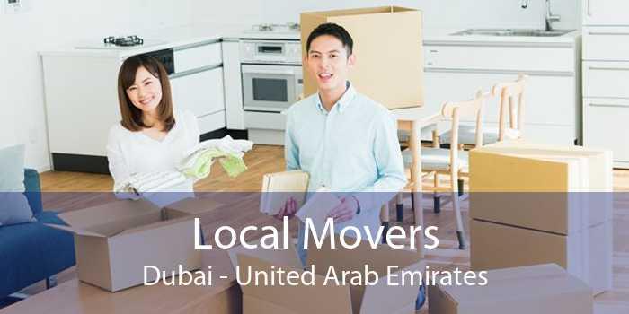 Local Movers Dubai - United Arab Emirates