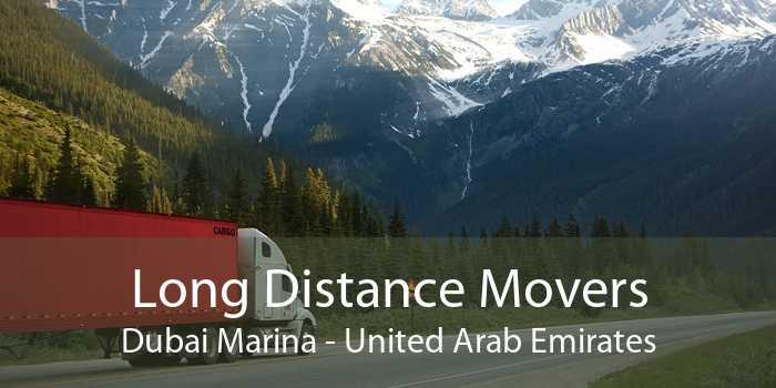 Long Distance Movers Dubai Marina - United Arab Emirates