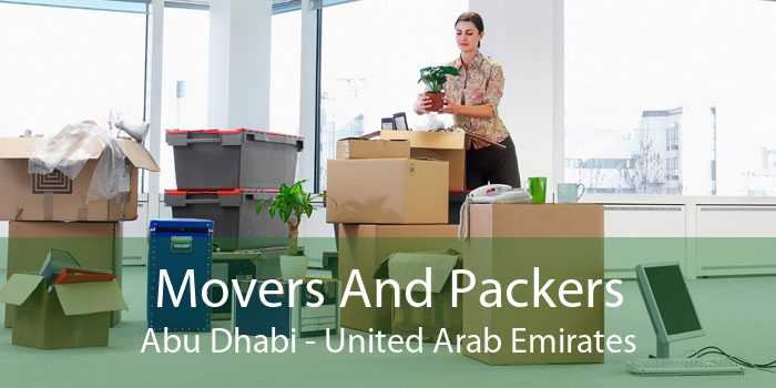 Movers And Packers Abu Dhabi - United Arab Emirates