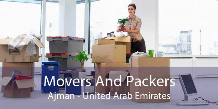 Movers And Packers Ajman - United Arab Emirates