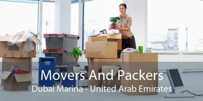 Movers And Packers Dubai Marina - United Arab Emirates