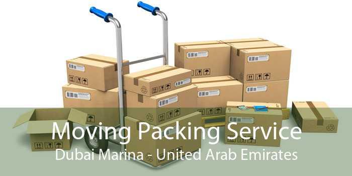 Moving Packing Service Dubai Marina - United Arab Emirates