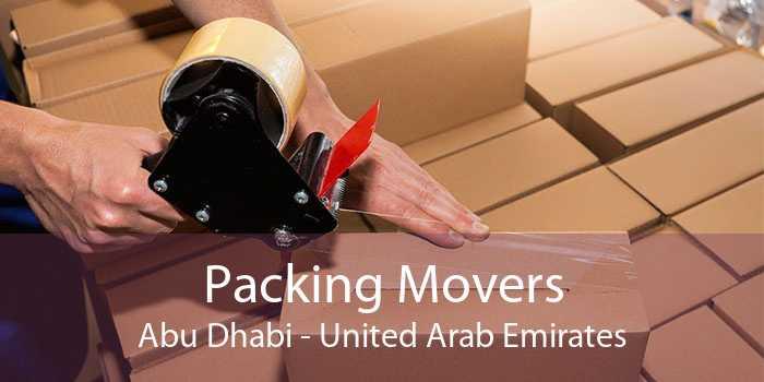 Packing Movers Abu Dhabi - United Arab Emirates