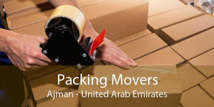Packing Movers Ajman - United Arab Emirates