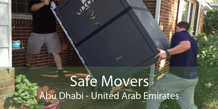Safe Movers Abu Dhabi - United Arab Emirates