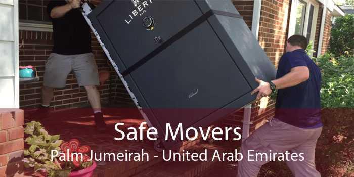 Safe Movers Palm Jumeirah - United Arab Emirates