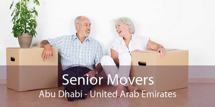 Senior Movers Abu Dhabi - United Arab Emirates