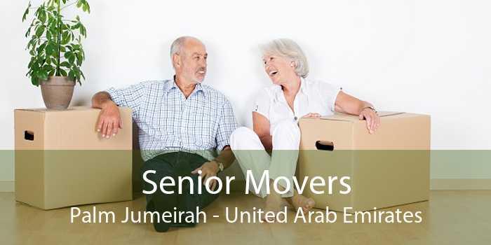Senior Movers Palm Jumeirah - United Arab Emirates