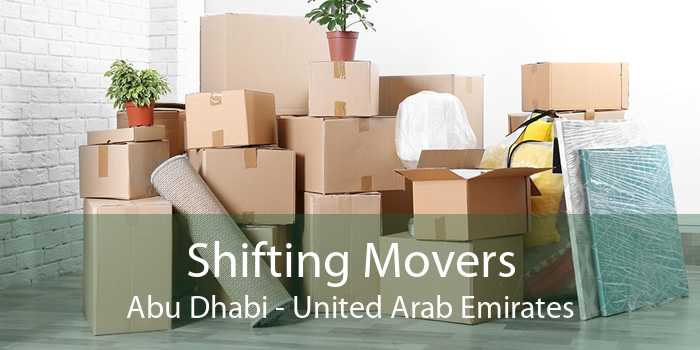 Shifting Movers Abu Dhabi - United Arab Emirates