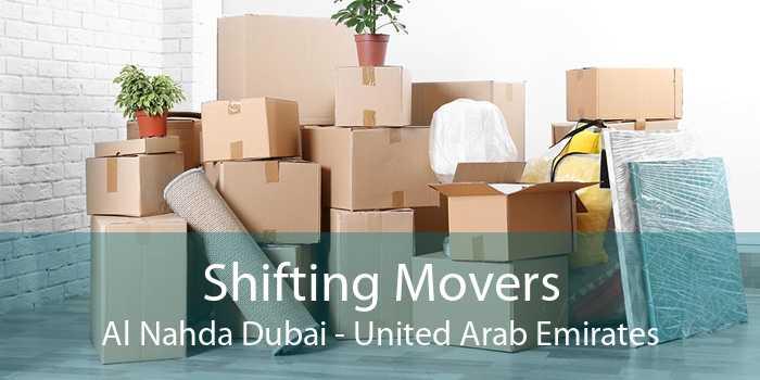 Shifting Movers Al Nahda Dubai - United Arab Emirates