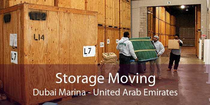 Storage Moving Dubai Marina - United Arab Emirates