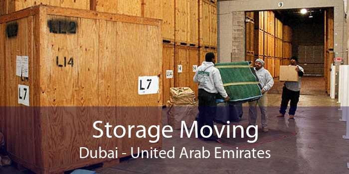 Storage Moving Dubai - United Arab Emirates