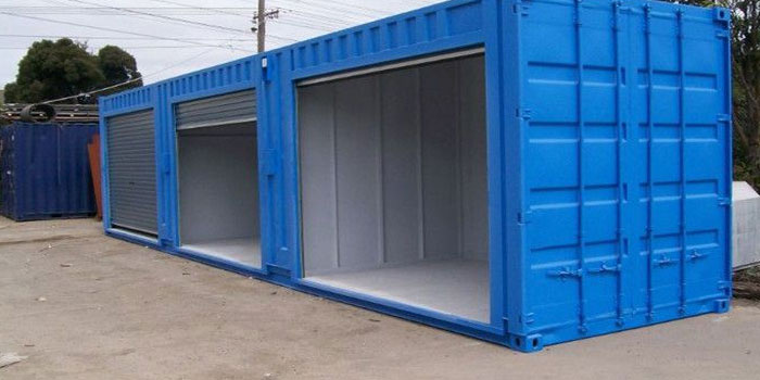 Portable Storage Containers Abu Dhabi